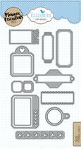Retro Labels - Planner Essentials