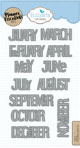 *NEW* Months / Maanden - ECD
