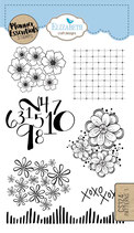 Patterns 1 - Clear stamps