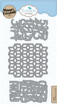 Planner Patterns 1 Elizabeth Craft Designs