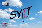 Sylt-Aufkleber