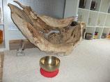 Metallklangschale,  -->  0,672 kg   ( Sonnenton - Jupiter )
