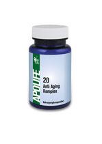 ApoLife Nr. 20 Anti Aging Komplex   60 Kapseln