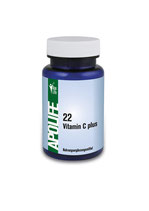 ApoLife Nr. 22 Vitamin C Plus   60 Kapseln