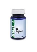 ApoLife Nr. 38 Multivitamin A-Z  120 Kapseln