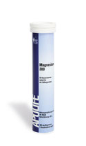 ApoLife Magnesium 300 mg Brausetabletten Zitrone 20 Stk.