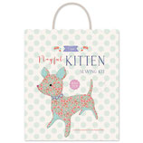 Tilda  Lazy Days  Kitten  Sewing Kit