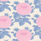 Tilda - Grandmas Rose Blue