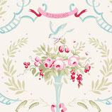 Tilda - Old Rose - Birdsong Dove White