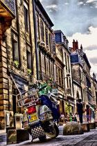 Roller in Bordeaux