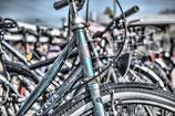 Fahrrad am Bahnhof Radolfzell