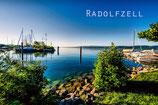 Postkarte Hafen Radolfzell