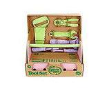 Green Toys 0816409010119 - Werkzeug-Set , pink