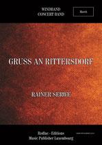 Gruß an Rittersdorf - Rainer SERWE