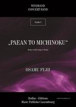 Paean to Michinoku - Osamu FUJII