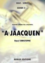 A Jaacquen - FANFARE for 4 Trumpets