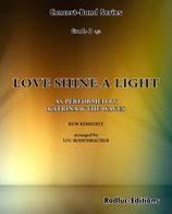 Love Shine A Light - Rew Kimberly