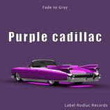 Purple cadillac