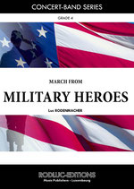 MILITARY HEROES (March)