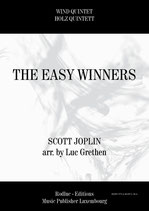 THE EASY WINNERS - SCOTT JOPLIN