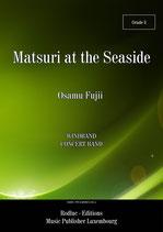 Matsuri at the Seaside - Osamu Fujii