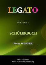 LEGATO / SOLFEGE 1 - Schülerbuch
