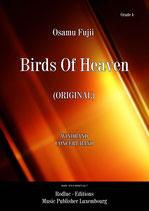 Birds Of Heaven - Osamu Fuji
