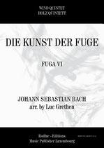 DIE KUNST DER FUGE - FUGA VI -JOHANN SEBASTIAN BACH