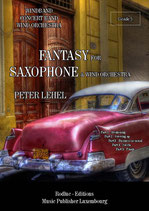 Fantasy for Saxophone and Wind Orchestra