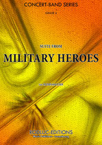 SUITE FROM MILITARY HEROES
