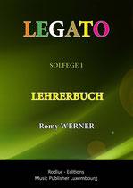 LEGATO / SOLFEGE 1 - Lehrerbuch