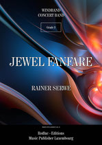 JEWEL FANFARE - Rainer SERWE