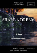 SHARE A DREAM  -  Nic RAINE