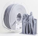 PolyLite PLA グレー(true grey)
