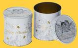 Sammlerdose Engel, gefüllt mit 5 leckeren Elisen-Lebkuchen