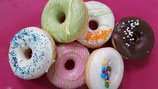 Assorti donuts deco