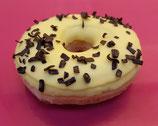 Donut banaan-chocola