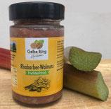 Rhabarber-Walnuss Fruchtaufstrich 200g