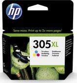 HP 305 Tri Color XL