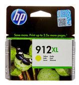 HP 912 Jaune XL