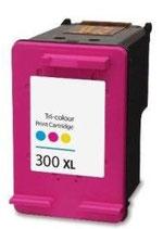 Compatible HP 300 Tri Color XL