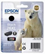 Epson T2621 Noire XL