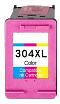 Compatible HP 304 couleur XL