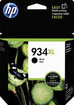 HP 934 Noire XL