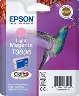 Epson T0806 Magenta clair