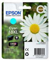 Epson T1812 Cyan XL