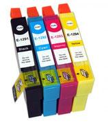 Compatibles Epson T1291 à T1295