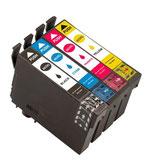 Compatibles Epson 603  XL Noire ,  Cyan, Magenta et Jaune