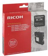 Ricoh GC 21 Noire