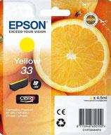 Epson T3344 Jaune